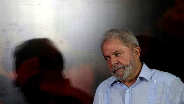 El expresidente de Brasil, Luis Inácio Lula da Silva en una imagen de archivo. (Twitter)