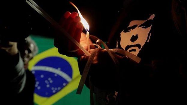 Brasil se enfrenta a una de las elecciones más inciertas de su historia. (EFE)