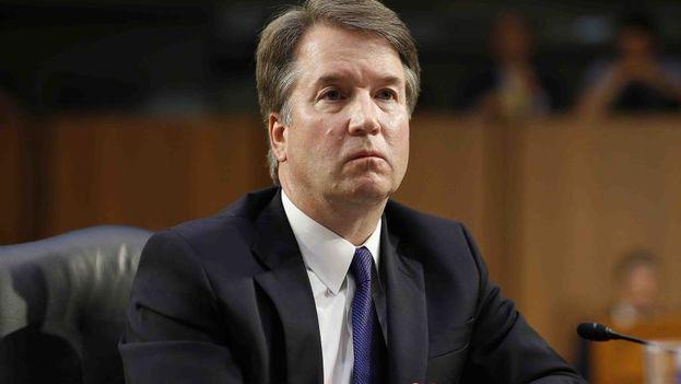 El juez Brett Kavanaugh, nominado a la Corte Suprema de Estados Unidos. (EFE)