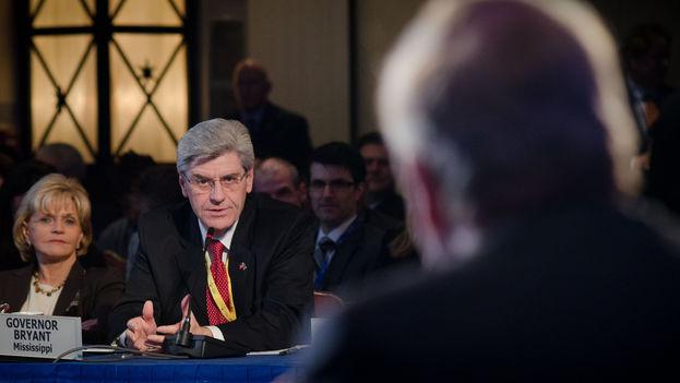 Bryant se reunió con el ministro Malmierca este miércoles. (CC)