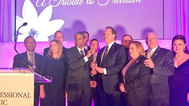 El CHLI premia cada año a los que considera líderes excepcionales que apoyan el avance de la comunidad hispana en Estados Unidos. (CHLI)