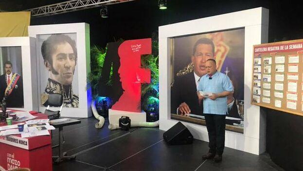 Cabello se refirió nuevamente a la presunta injerencia de EE UU en América Latina en su programa Con el mazo dando.