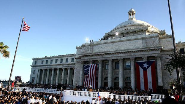 Cámara de los Representantes de Puerto Rico. (EFE)