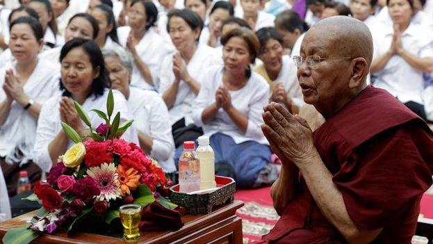 En Camboya tiene mucha importancia el budismo y el vudú. (EFE)