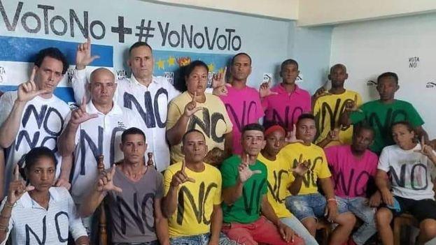 Campaña por el No. Unpacu