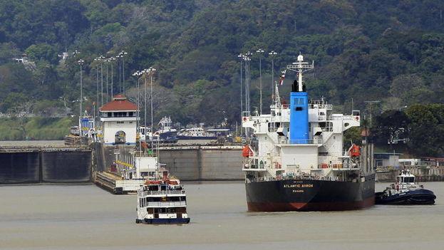 Canal de Panamá (EFE)