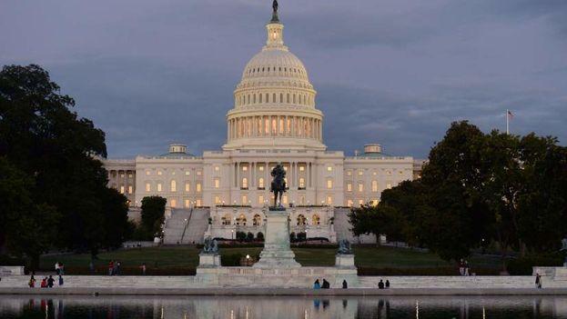 El Capitolio de los Estados Unidos es el edificio que alberga las dos cámaras del Congreso de los Estados Unidos. (EFE)