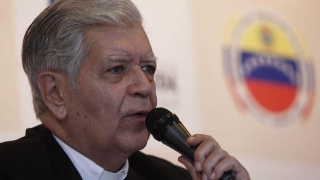 El arzobispo de Caracas, Jorge Liberato Urosa Savino. (EFE)