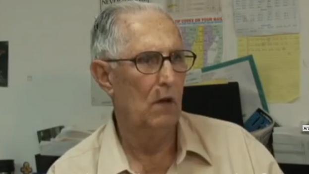 Antonio Veciana en una entrevista en 2006 publicada en Youtube por e2 films. (Captura)