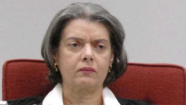 Carmen Lucia Antunes, presidenta de la Corte Suprema de Brasil. (CC/Wikipedia)