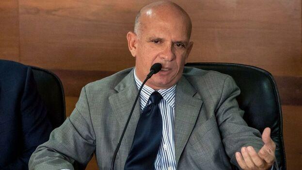 Carvajal, apodado el 'Pollo', fue responsable de la Dirección General de Contrainteligencia Militar en Venezuela de 2004 a 2011. (EFE)