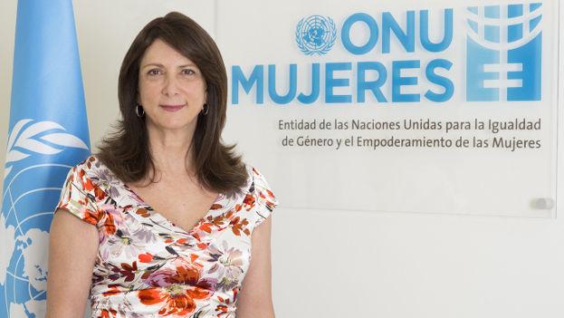 Luiza Carvalho, directora eegional para las Américas y el Caribe de ONU Mujeres. (ONU)