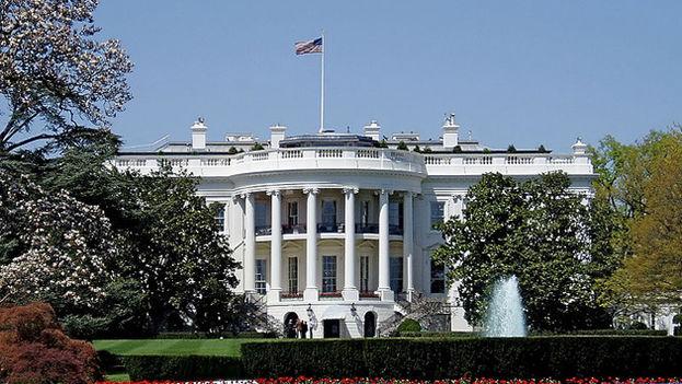 La Casa Blanca, sede del ejecutivo norteamericano. (EFE)