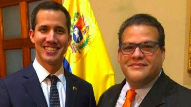 Casella Lovaton estaba en la lista de diputados a los que la La Asamblea Constituyente chavista ordenó este martes quitarle la inmunidad parlamentaria. (Twitter)