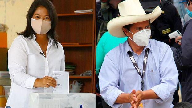 Entre Castillo y Fujimori hay cinco grandes rasgos propios que orientarán el sentido del voto de los peruanos en junio próximo. (La Tercera)