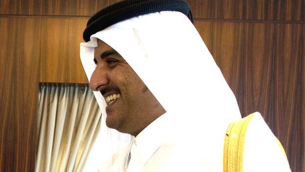 El emir de Catar, Tamim bin Hamad al Zani. (CC)