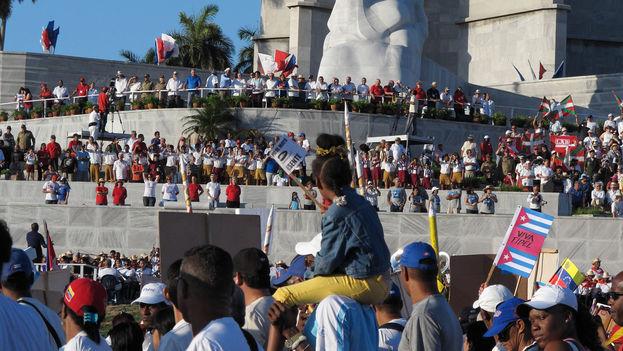 Celebración del Primero de Mayo en Cuba. (FLICKR/CC)