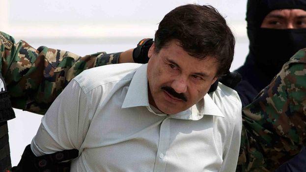 El Chapo Guzmán es deportado a Estados Unidos. (redes)