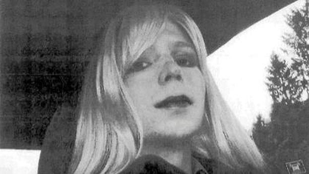 Chelsea Manning en abril de 2010. (CC/U.S. Army)