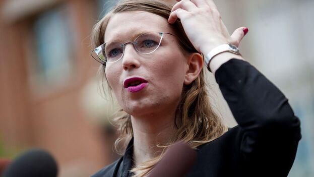 Chelsea Manning ya ha intentado suicidarse en varias ocasiones. (EFE)