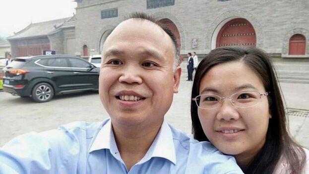 Cheng y sus compañeros Li Yongze y Wu Gejianxiong fueron arrestados el 22 de julio de 2019 y sus familias no han vuelto a verles. (EFE)
