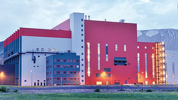 China Tianying negocia la compra de la alemana EEW Energy, que quema basura para obtener energía. (EEW)