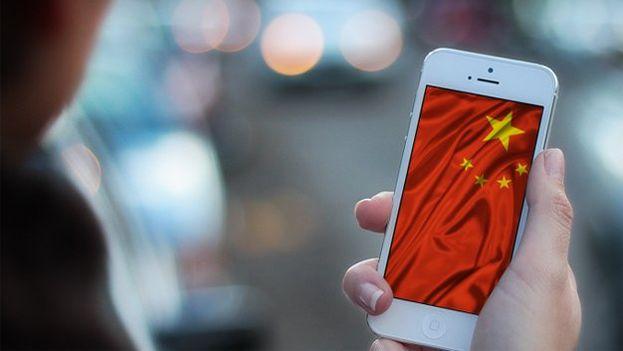 China vive un eclipse virtual por la celebración del XIX Congreso del Partido Comunista de China.