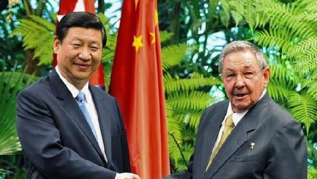 China es uno de los principales aliados de Cuba. (EFE)