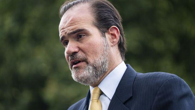 Claver-Carone, un abogado estadounidense de origen cubano, se hizo con las riendas de la institución en una votación secreta y por vía telemática. (EFE)