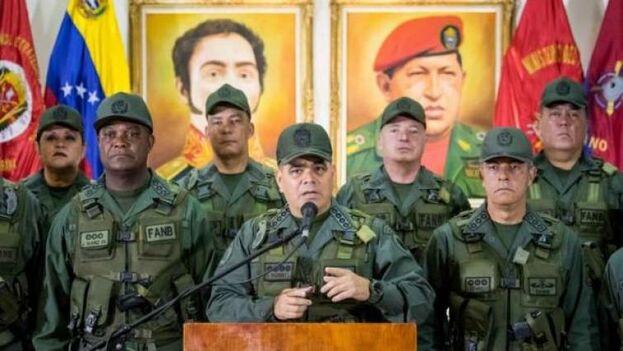 La Coalición por los Derechos Humanos ha documentado 250 casos de tortura cometidos por las fuerzas de seguridad venezolanas contra oficiales y familiares. (EFE)