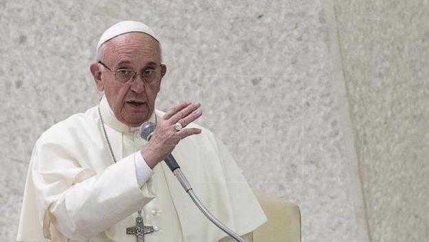 En su viaje a Colombia el papa Francisco también abogará por una mayor igualdad social. (EFE)