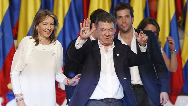 El presidente de Colombia, Juan Manuel Santos. (Juan Jose Horta/Prensa Santos Presidente)