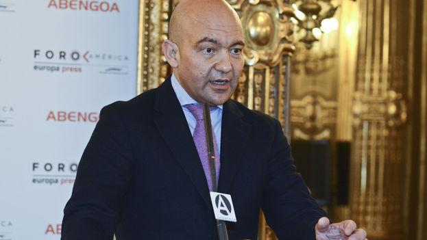 El secretario de Estado de Comercio español, Jaime García-Legaz. (Casa de América)