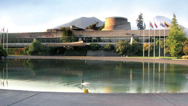La sede de la Comisión Económica para América Latina y el Caribe. (Cepal)