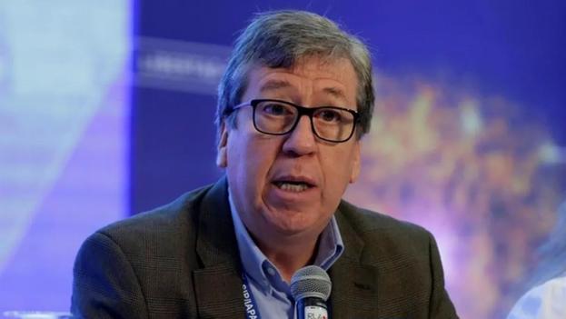 Roberto Rock, presidente de la Comisión de Libertad de Prensa e Información de la SIP. (EFE)