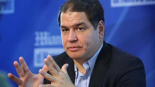 El presidente de la Comisión de Política Exterior del Parlamento venezolano, Luis Florido. (@AsambleaVE)