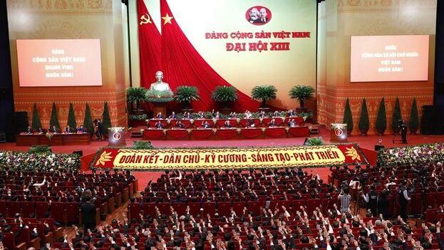 Los delegados eligen a los cerca de 200 miembros del Comité Central del Partido, que a su vez designan a los veinte integrantes del politburó. (EFE)