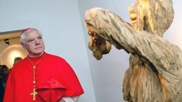 El ex-prefecto de la Congregación de la Doctrina de la Fe, Gerhard Ludwig Muller. (EFE)