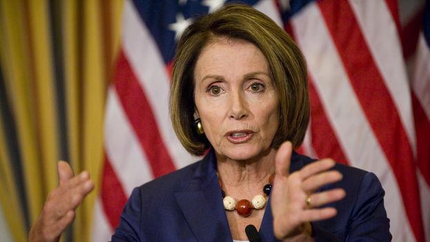 Congresista Nancy Pelosi (Congreso de EEUU)