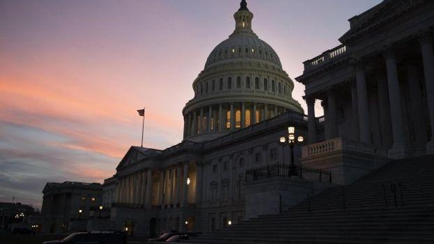 El Congreso de EE UU. (EFE)