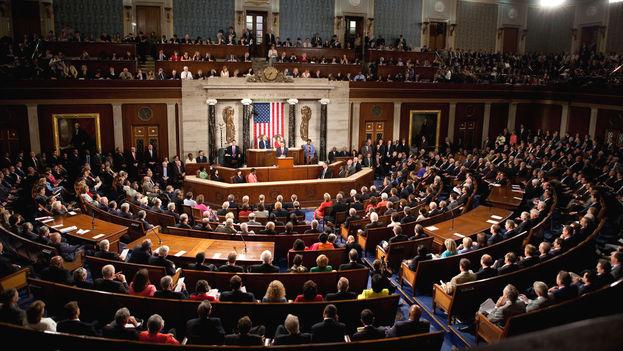 El Congreso de EE UU. (Wikicommons)