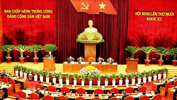 Congreso del Partido Comunista de Vietnam en 2015