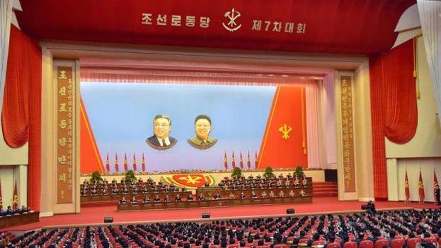 Congreso del Partido de los trabajadores de Corea del Norte