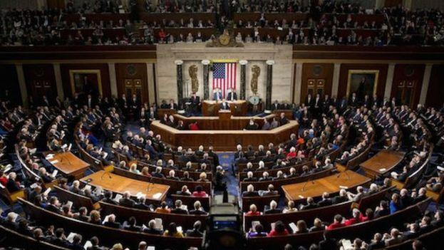 Congreso de Estados Unidos de América. (EFE)