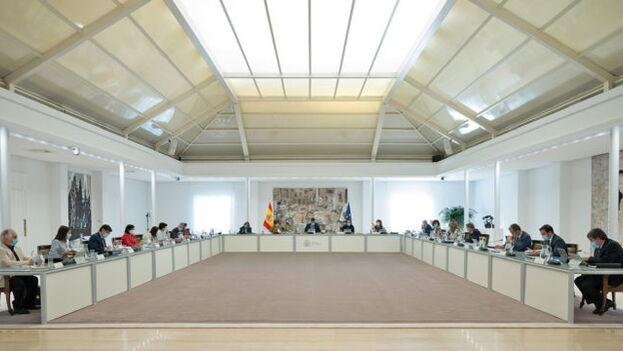 El Consejo de Ministros de este martes aprobó el anteproyecto, que será remitido a las Cortes generales para seguir su tramitación. (Moncloa)