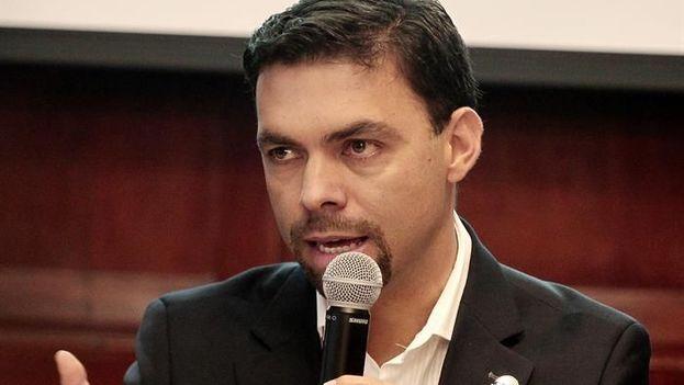 El presidente del Consejo Nacional Electoral (CNE) de Ecuador, Juan Pablo Pozo. (EFE/Archivo)