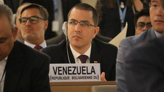 Estados Unidos acuñó este lunes una reunión informal del Consejo de Seguridad de las Naciones Unidas para tratar la situación venezolana. (@PartidoPSUV)