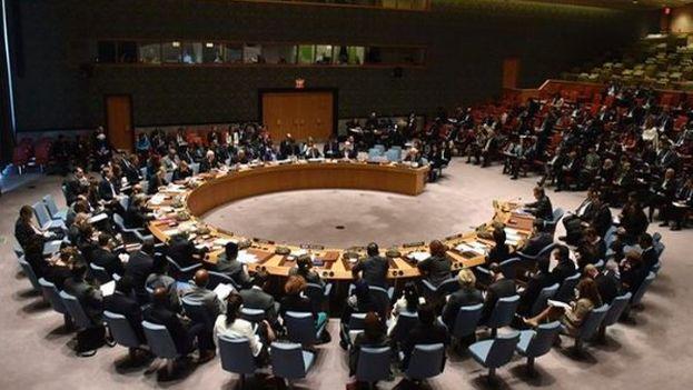 El Consejo de Seguridad de la ONU envió sus condolencias a la familia del diplomático asesinado y al Gobierno ruso. (Twitter)