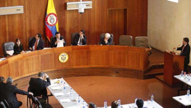 El Constitucional avaló el proyecto del Congreso por siete votos a favor y dos en contra. (CC)