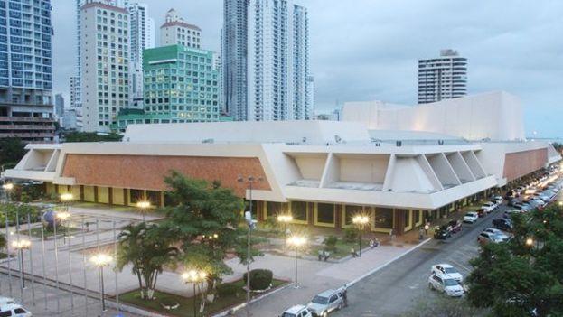 Centro de Convenciones de Atlapa, en Panamá, donde se celebrará la Cumbre de las Américas